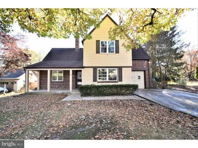 Lansdowne Single Family Home For Sale: 2 Roselawn Avenue