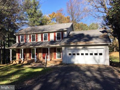 Warrenton Rental For Rent: 6290 Highmeadow Place