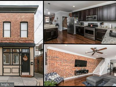 Baltimore Townhouse For Sale: 504 Robinson Street S