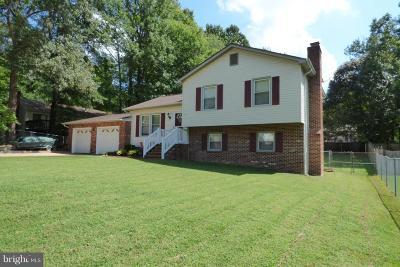 Fredericksburg Single Family Home For Sale: 302 Durham Drive