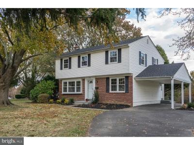 Hatboro Single Family Home For Sale: 234 Crestview Road