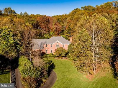 Oakton VA Single Family Home Active Under Contract: $1,137,000