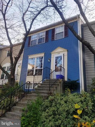 Frederick County Single Family Home Active Under Contract: 406 Shannon Court
