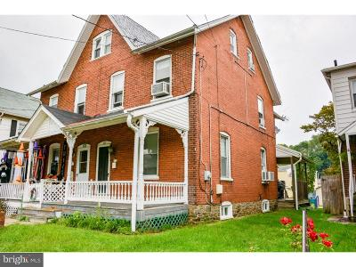 Downingtown Single Family Home Active Under Contract: 321 Stuart Avenue