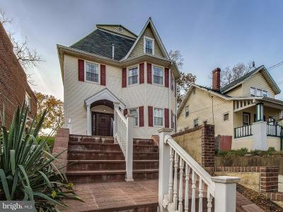 Washington Single Family Home Active Under Contract: 3104 South Dakota Avenue NE