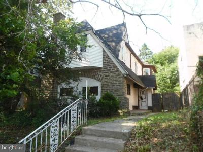 Philadelphia Single Family Home Under Contract: 6844 Ogontz Avenue