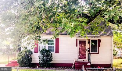 Salisbury Single Family Home For Sale: 505 Dover Street