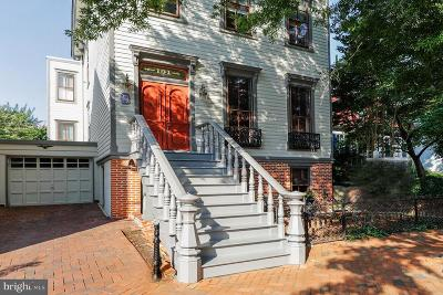 Annapolis Single Family Home For Sale: 191 Prince George Street