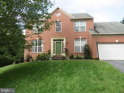 Ellicott City Single Family Home For Sale: 3308 Governor Johnson Court