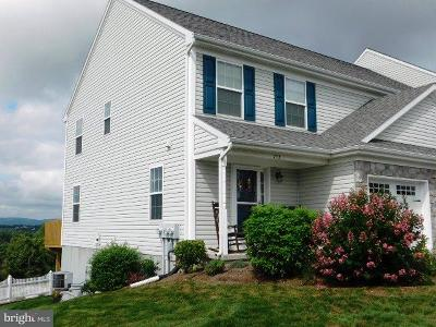 Harrisburg Townhouse For Sale: 753 Winding Lane