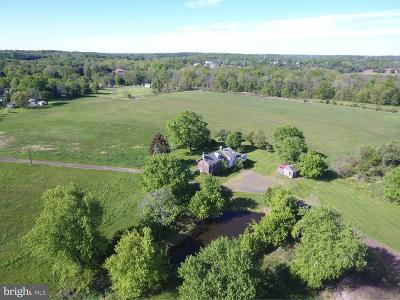 Bucks County Farm For Sale: 4320 Township Line Road