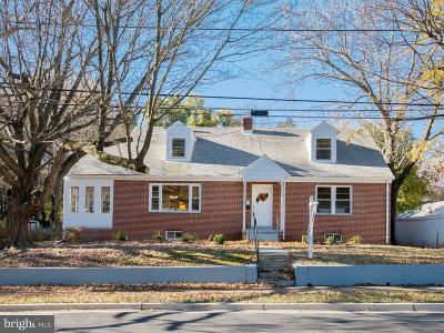 Gaithersburg Single Family Home For Sale: 110 Russell Avenue
