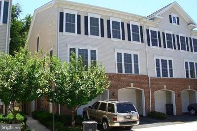 Alexandria Townhouse For Sale: 7131 Mason Grove Court #13