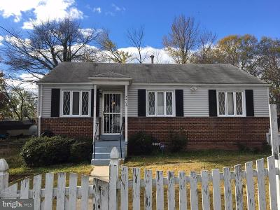 Riverdale Single Family Home For Sale: 5406 Newby Avenue