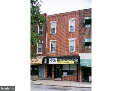 Philadelphia Multi Family Home For Sale: 1912 E Passyunk Avenue