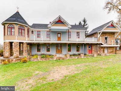 Clarksburg Single Family Home For Sale: 2729 Prices Distillery Road