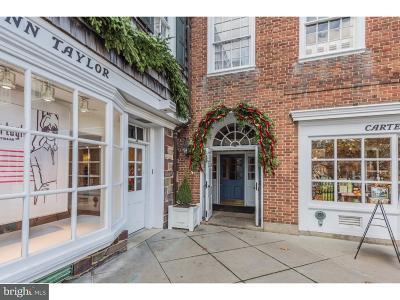 Princeton Single Family Home For Sale: 25 Palmer Sq W #G