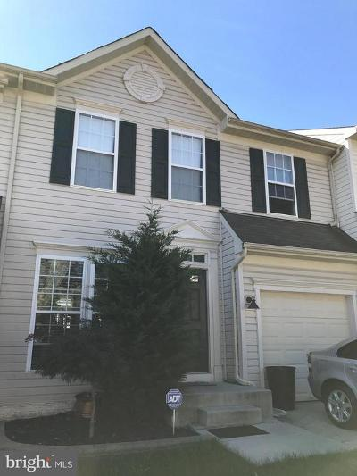 Owings Mills Townhouse For Sale: 5117 Gold Hill Road