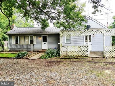 Bear Single Family Home For Sale: 1646 Bear Corbitt Road