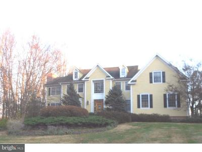 Princeton Single Family Home For Sale: 661 Lawrenceville Road