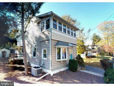 Bucks County Single Family Home For Sale: 1630 River Road