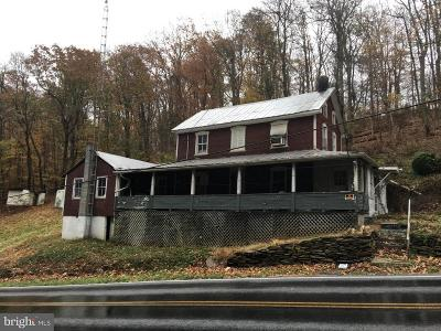 Sharpsburg Single Family Home For Sale: 2519 Harpers Ferry Road