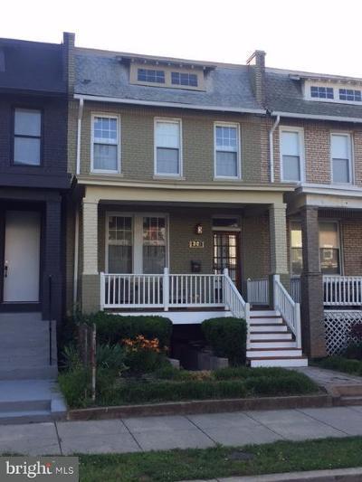 Brookland Single Family Home For Sale: 2423 3rd Street NE