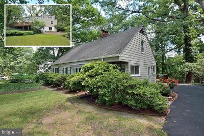 Alexandria Single Family Home For Sale: 7037 Coventry Road