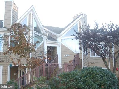 Ellicott City Condo For Sale: 7638 Stony Creek Lane #B