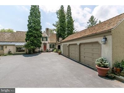 Glenmoore Single Family Home For Sale: 32 Styer Road