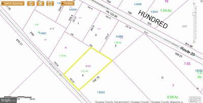 Seaford Residential Lots & Land For Sale: Messick Road
