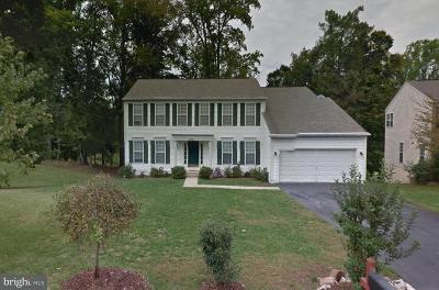 Waldorf Single Family Home For Sale: 2251 Community Drive