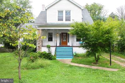 Single Family Home For Sale: 2416 Steele Road
