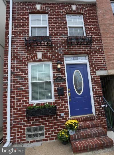 Baltimore MD Townhouse For Sale: $285,000