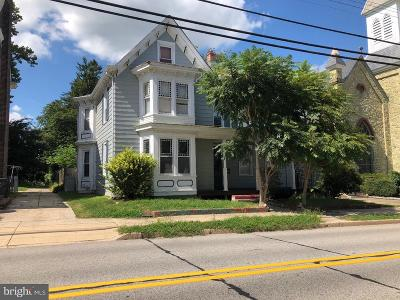 Smyrna Single Family Home Under Contract: 124 W Commerce Street