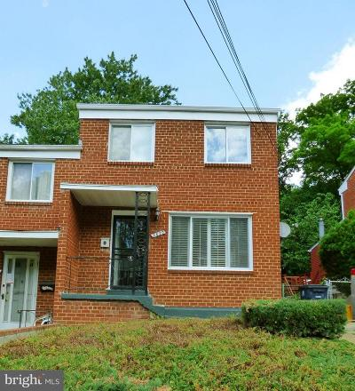 Temple Hills Rental For Rent: 3620 Dixon Street
