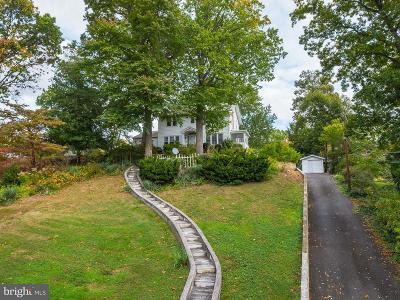 Alexandria, Arlington Single Family Home For Sale: 2911 Holly Street