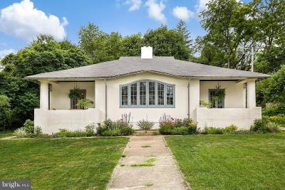 Baltimore Single Family Home For Sale: 510 Drury Lane