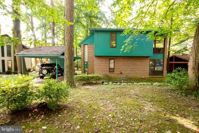 Columbia Single Family Home For Sale: 5231 Thunder Hill Road