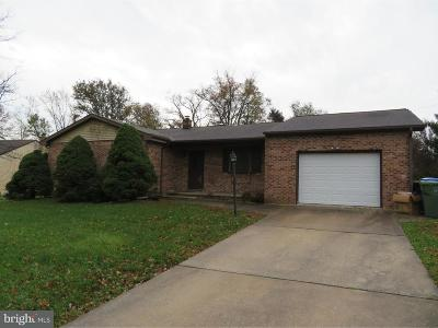 Cherry Hill Single Family Home For Sale: 715 Cooper Landing Road