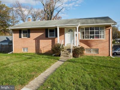 College Park Multi Family Home For Sale: 9501 52nd Avenue