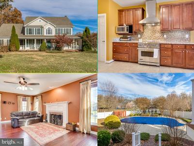 Hughesville Single Family Home For Sale: 14510 Dusty Miller Court