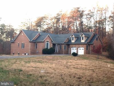 Aquasco Single Family Home For Sale: 17309 Eagle Harbor Road