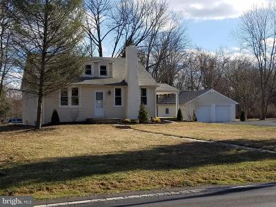 Doylestown Single Family Home Under Contract: 233 Edison Furlong Road