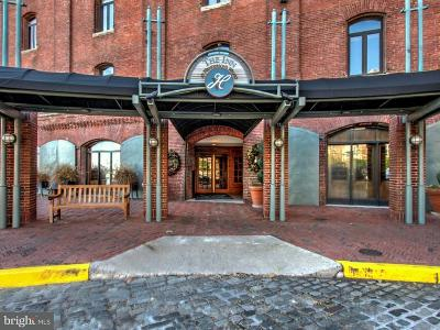 Fells Point Single Family Home For Sale: 1000 Fell Street #618