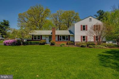 Single Family Home For Sale: 10346 Scaggsville Road