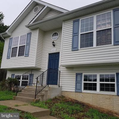 Capitol Heights Rental For Rent: 811 Balsamtree Drive