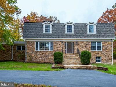 Woodbridge Single Family Home For Sale: 4900 Occoquan Club Drive