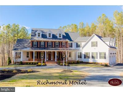 Bucks County Single Family Home For Sale: 00 Permanent School Road