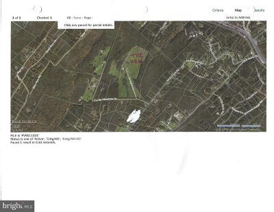 Frederick County Residential Lots & Land For Sale: Turtle Meadow Lane